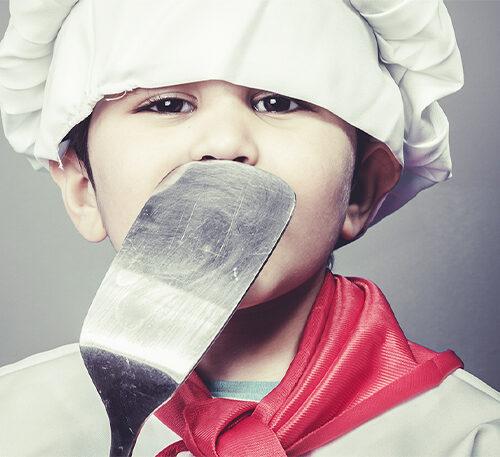 Vil barnet ditt ha skolemat?